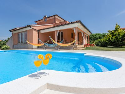 Photo for Luxury Villa Mirna with Private Pool near the Beach in Medulin!