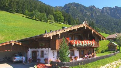 Photo for Exclusive apartment - Holiday home - Chalet - Riding and sauna - sleeps 6