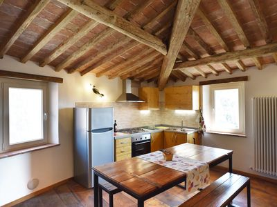 Photo for 2BR Apartment Vacation Rental in Corfino, Toscana
