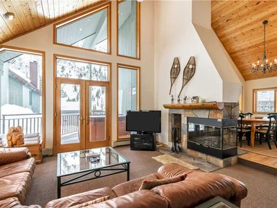 Photo for Spacious condo sleeps 10 people, Ski in/out to Alta, Private indoor hot tub - This is an Alta Jewel!