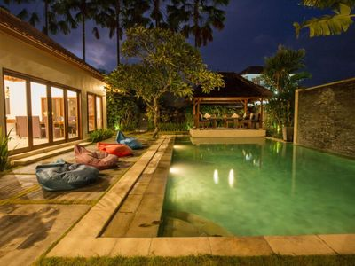 Photo for 4 Bedrooms Villa in Canggu, Walking Distant to Finn's Beach Club