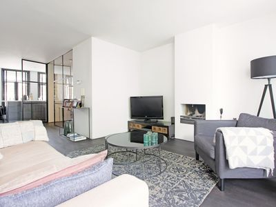 Luxury apartment with roof terrace in famous Museums area