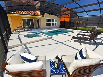 Photo for Trendy Orlando Vacation Resort Villa