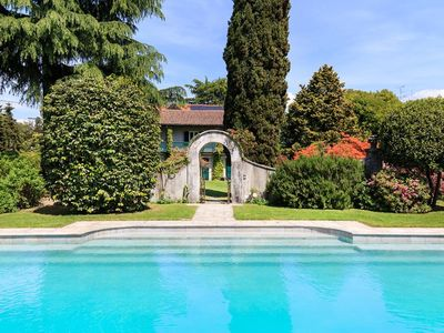 Photo for Villa Vitale is located in a residential area in a small town on the western bank of Lake Maggiore.