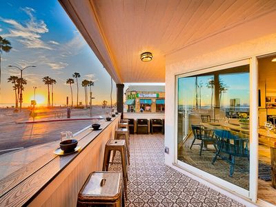 Photo for Stunning Beach Home, Great Location, Views, Walk to Everything
