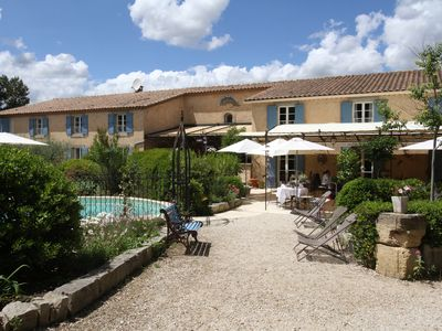 Photo for The Bastide. A hotel in Provence privatized
