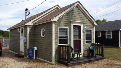 Photo for Quintessential Cozy Cottage Just Minutes from the Beach! (5B PIBLVD) - One Bedroom Cottage, Sleeps 4