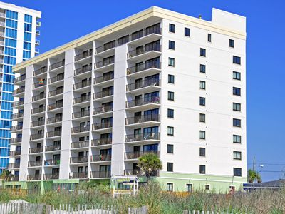Photo for Oceanfront 3BR/2BA completely renovated condo at 2200 N Ocean
