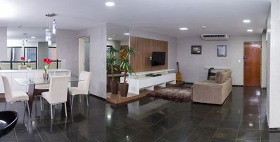 Photo for Family Size • 4 SUITES (near Beira Mar) ★★★★★
