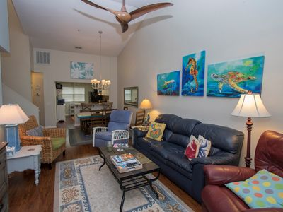 Photo for Tree Top Villas - 7106 -Pet Friendly - Short Walk to Beach