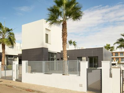 Photo for Terraced house in urbanization Villamartin, Orihuela Costa.