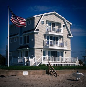 Photo for Oceanfront Tranquility on Your Own Private Beach