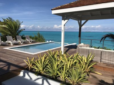 Photo for WELL APPOINTED AND SPACIOUS 5 BEDROOM BEACH HOUSE WITH POOL ON TAR BAY
