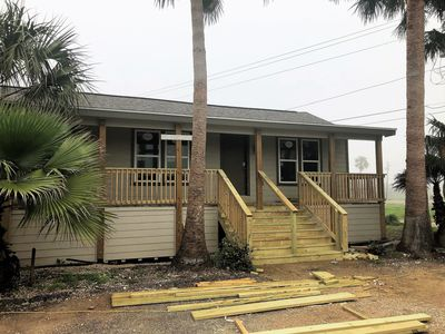 Photo for Brand new 2 bedroom 2 bath cottage nestled right in the heart of the flats!