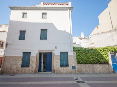 Photo for HOUSE with TERRACE in the HEART of TOSSA