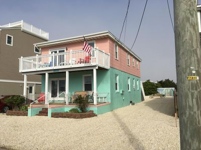 Photo for Lower Floor Of A Charming Oceanside LBI Duplex Beach House