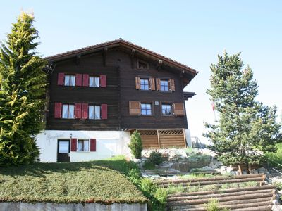 Photo for Spacious Holiday Home with Private Terrace in Obersaxen