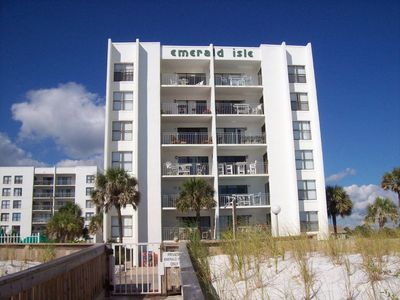 Photo for Amazing condo with great gulf views.