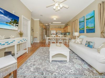 Photo for BEAUTIFUL 30A CONDO! CLOSE TO THE BEACH! POOL!