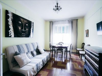 Photo for Bright 1bdr apt in Rome