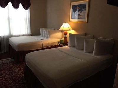 Photo for #5 The Enchanted Room | Dbl Full | The Putnam Lodge