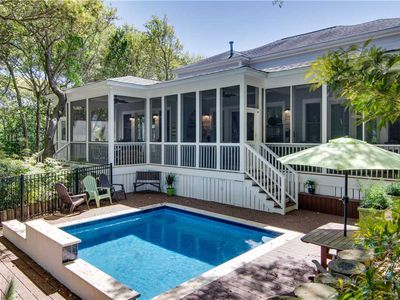 Photo for Book Soon For New Lower Rates! Enjoy A Private Pool On The Isle Of Palms!
