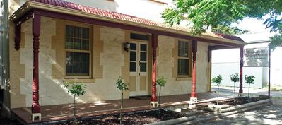 Photo for Experience all the Barossa Valley has to offer in a delightful heritage cottage.