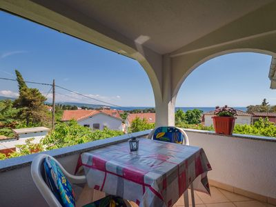 Photo for Apartments Kate (86371-A2) - Krk - island Krk