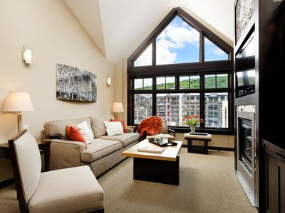 Photo for Snowmass Capitol Peak Lodge 2 bedroom, 2 bath Penthouse with Great views!!