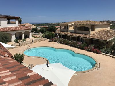 Photo for Residence Limpiddu Pool - Brand new, all amenities - Sea 900mt