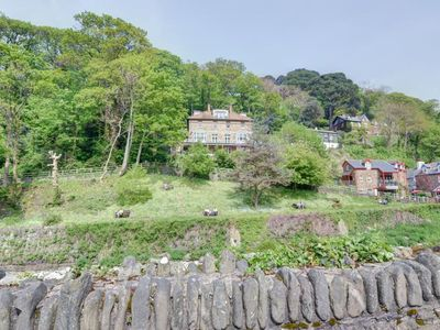 Photo for Stunning waterfront holiday home in Exmoor National Park
