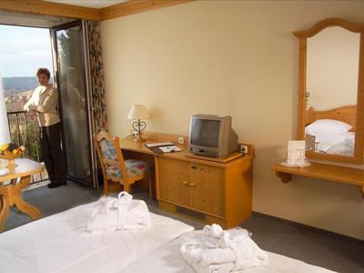 Photo for Double room, bath, WC - Hotel Kaiseralm GmbH