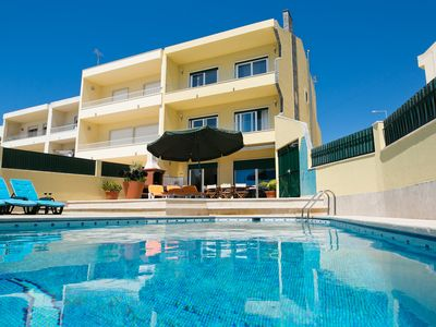 Photo for Sunset Villa (Private Pool & Sea View) Central