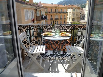 Photo for brand new Apartment in the heart of Menton near the beaches