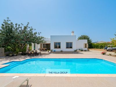 Photo for Latchi Villa, Sleeps 8 with Pool and Air Con