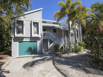 Photo for Comfortable home near the beach with community pool and tennis