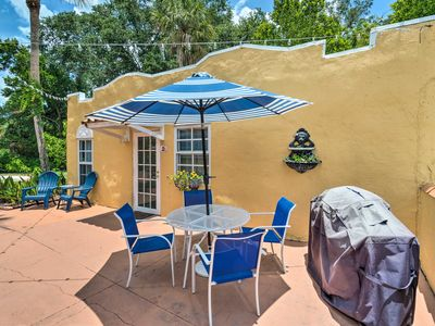 Photo for NEW! Modern Cottage w/ Pool Access, 8 Mi to Beach!