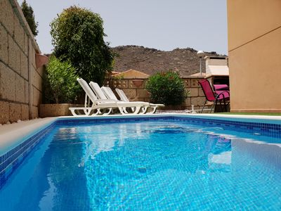 Photo for Villa Criemigio with heated private pool, terrace, grill, Wifi, SAT-TV