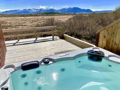 Photo for Two Luxury Houses for 16 Guests with HotTubs close to Snæfellsjökull Glacier