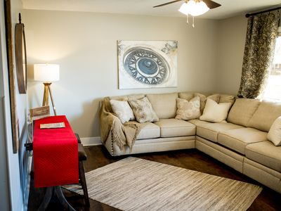 Best vacation home in Salina, Kansas with 3 bdrms/1 bath ranch