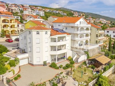 Photo for exclusive apartment with 3 bedrooms and great sea views in the Kvarner bay