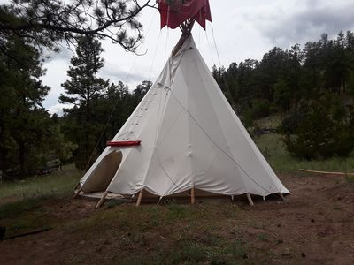Photo for Gates of the Mountains Wilderness and Private Tipi