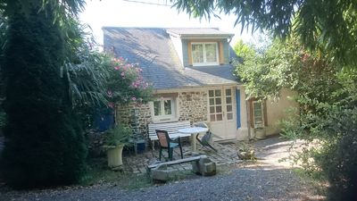 Photo for attractively restored detached cottage with garden