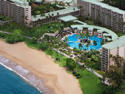 Photo for Two bedroom Marriott Kauai Beach Club. Save thousands over the resort rate!