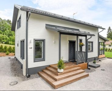 Photo for Wonderful house at a lakecity near Helsinki&airport