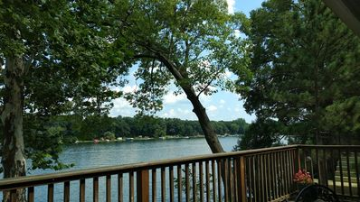 Long Lake House in Union Michigan - close to South Bend / Notre Dame