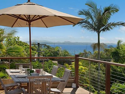 Photo for 2/34 Brownell Drive, Wategos Beach - Oscars 3 Bedroom