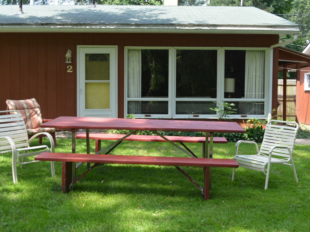 Sandy Beach Bedroom Set Right On Lake Michigan Large 2 Acre Fenced In Yard And