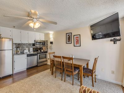 Photo for Sale!Free parking, Wifi and Hot Tub*,Deluxe ML#269;2BR/2Bath*Ski in/Out