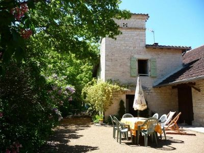 Photo for Gite Alos, 3 bedrooms, 6 persons